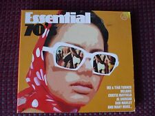 VA - Essential 70's.Double CD.Mud,Sailor,Tams,Lou Rawls,Chicory Tip,The Rubettes