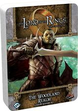 Lord of the Rings LCG, The Woodland Realm Custom Scenario Kit, New