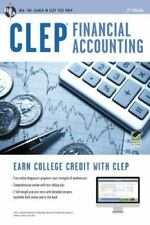CLEP Financial Accounting Book + Online CLEP Test Preparation