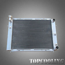 3 Row 52MM For Holden Commodore VL RB30 3.0L V6 Turbo Aluminum Radiator AT