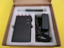 JAMMER SIGNAL Bloker 8 Canali GSM / CDMA / DCS / 3G / 4G / WIFI
