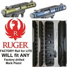 Factory RUGER Picatinny Rail for Mark 1 2 3 4 Scope Mount Base MK IV & 22/45