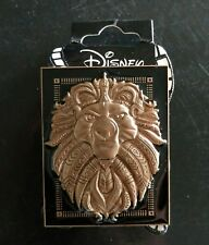 Disney The Lion King Simba Gold Diecast Surprise Pin LE 150 DSF DSSH