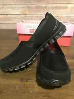 Skechers Shoes Sneakers Ez Flex Take It Easy Womens Size 5.5 Wide Width Black