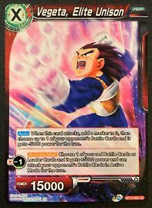 Vegeta, Elite Unison | BT10-005 UC | Red | Dragonball Super