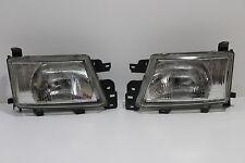 JDM 1997-99 SUBARU FORESTER SF5 ZENKI Glasses HEADLIGHTS  LIGHTS Head lamp OEM