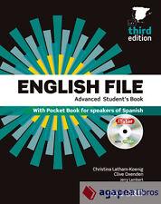 English File 3rd Edition Advanced. Split Edition Multipack B. LIBRO NUEVO