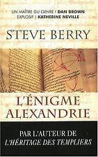 L'Enigme Alexandrie von Berry, Steve | Buch | Zustand gut