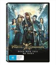 Pirates Of The Caribbean 5 - Dead Men Tell No Tales : NEW DVD
