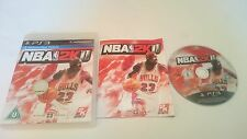 JUEGO NBA 2K11 2011 2K 11 SONY PLAYSTATION 3 PS3 CASTELLANO.BUEN ESTADO