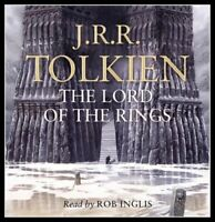 LORD OF THE RINGS CD GIFT SET NEW TOLKIEN J. R. R. HARPERCOLLINS PUBLISHERS CD-A