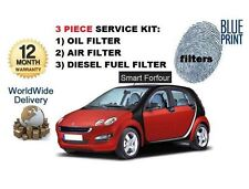Per SMART FORFOUR 1.5 CDI DIESEL 2004 - > Service Set Olio Aria Carburante 3 FILTRO KIT