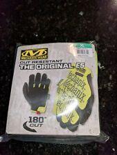 Mechanix Wear Original E5  Cut Resistant Gloves, XLarge, SMG-C91-011