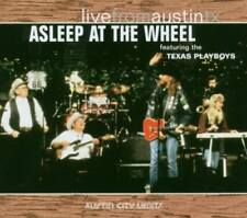 ASLEEP AT THE WHEEL LIVE FROM AUSTIN TX COUNTRY CD NEW