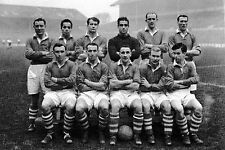 MIDDLESBROUGH FOOTBALL TEAM PHOTO 1951-52 SEASON