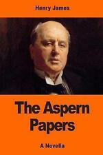 The Aspern Papers by James, Henry -Paperback