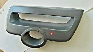 2003 iNFINITI G35 CENTER DASH PANEL CLOCK TRIM INFINITI G35 CLOCK BEZEL SURROUND