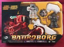 NEW - Tomy Battroborg Remote Controlled RC Battling Robots - Purple Robot T60800