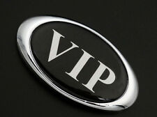 VIP Emblem Badge Decal Sticker 3M Motorcycle Tank Truck Car Universal Metal 3D