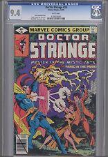 Doctor Strange #38  CGC  9.4  Marvel  1979 Comic: Terry Austin Cover: Price drop