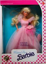 Wedding Day Barbie Doll (Bridesmaid for her Best Friend Midge)(New)