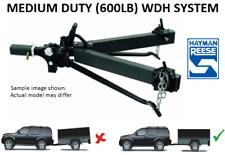 "Hayman Reese Weight Distribution Kit MEDIUM DUTY 600lb - 30"" Flat Bars + Shank"