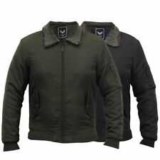 Brave Soul Polyester Collared Coats & Jackets for Men