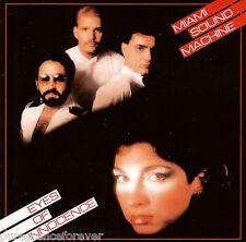 MIAMI SOUND MACHINE - Eyes Of Innocence (UK 10 Tk CD Album)