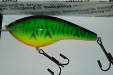 Bagley's DB9 Diving B 9 H69T Rare! Novelty Fishing Lure Nice!