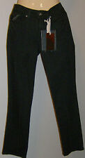 Jordache Legacy Jeans Size 28/6 Average Morgan Slim Straight Black Low Rise NWT