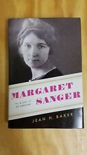 Margaret Sanger A Life Of Passion First Edition 1st Jean Baker 2011 HC DJ Todd