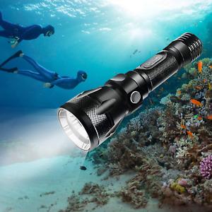 BlueFire Diving Torch, 1200 Lumen XM-L2 LED Bright Professional Scuba Flashlight