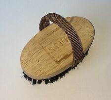 Siff Wooden Furniture Polishing Brush Soft Bristle Natural Hair Buffing Wax