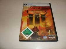 PC  Age of Empires III: The Asian Dynasties (Add - On)