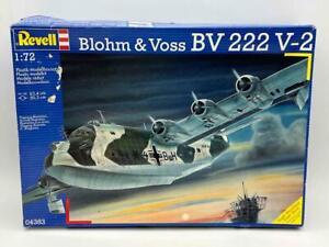 Revell 1:72 Scale Blohm & Voss BV 222 V-2 German WWII Airplane Model Kit 04383