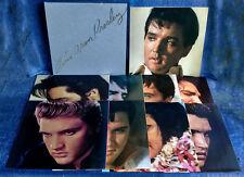 ELVIS ARON PRESLEY - 25 ANNIVERSARY - LIM. EDITION # 1 03296 - (8) LP BOX SET -