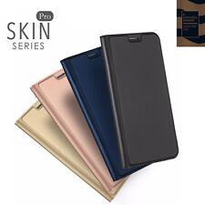 OPPO R9S Case Magnetic Card Holder DUX DUCIS Brand Full Cover Case For OPPO R9s