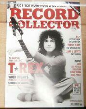Record Collector magazine Nov '21 T Rex Marc Bolan's Electric Warrior + Goth ELP