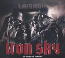 Laibach  – Iron Sky (The Original Film Soundtrack) - CD 2012