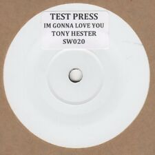 TONY Hester FARO 'Love You TEST PRESSING SW020 Soul del Nord MOTOWN