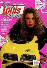 Louis Katalog 1995 548 S. Motorradzubehör Motorrad-Bekleidung Helme Teile parts