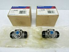 "NOS 1986-2003 GM Rear Brake Drum Wheel Cylinders (2) 7/8"" Bore GM 18029943dp"