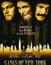 More details for martin scorsese signed 10x8 photo gangs of new york aftal coa (7443)