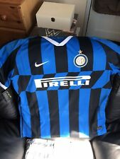 Inter Milan Home Kit. Genuine New With Tags