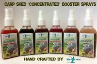 Carp Fishing New Liquid Bait Additive Concentrated Spray INFUSED BAIT Booster