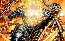 Ghost Rider Poster Length :800 mm Height: 500 mm SKU: 4153