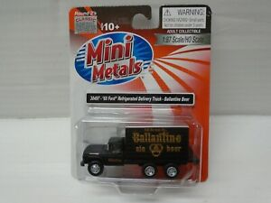 Ho Scale Classic Metal Works #30497 1960 Ford F-100 Refrigerated Box Truck