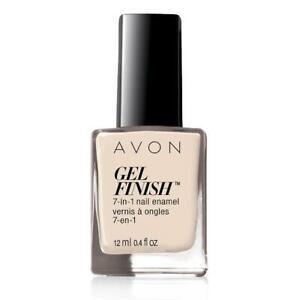 Avon Gel 7-in-1 Nail Enamel