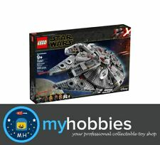 LEGO 75257 Star Wars Millennium Falcon™ Brand New and Sealed
