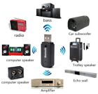 Wireless USB Bluetooth-compatible Adapter Receiver Data Transmitter 3.5mm Audio